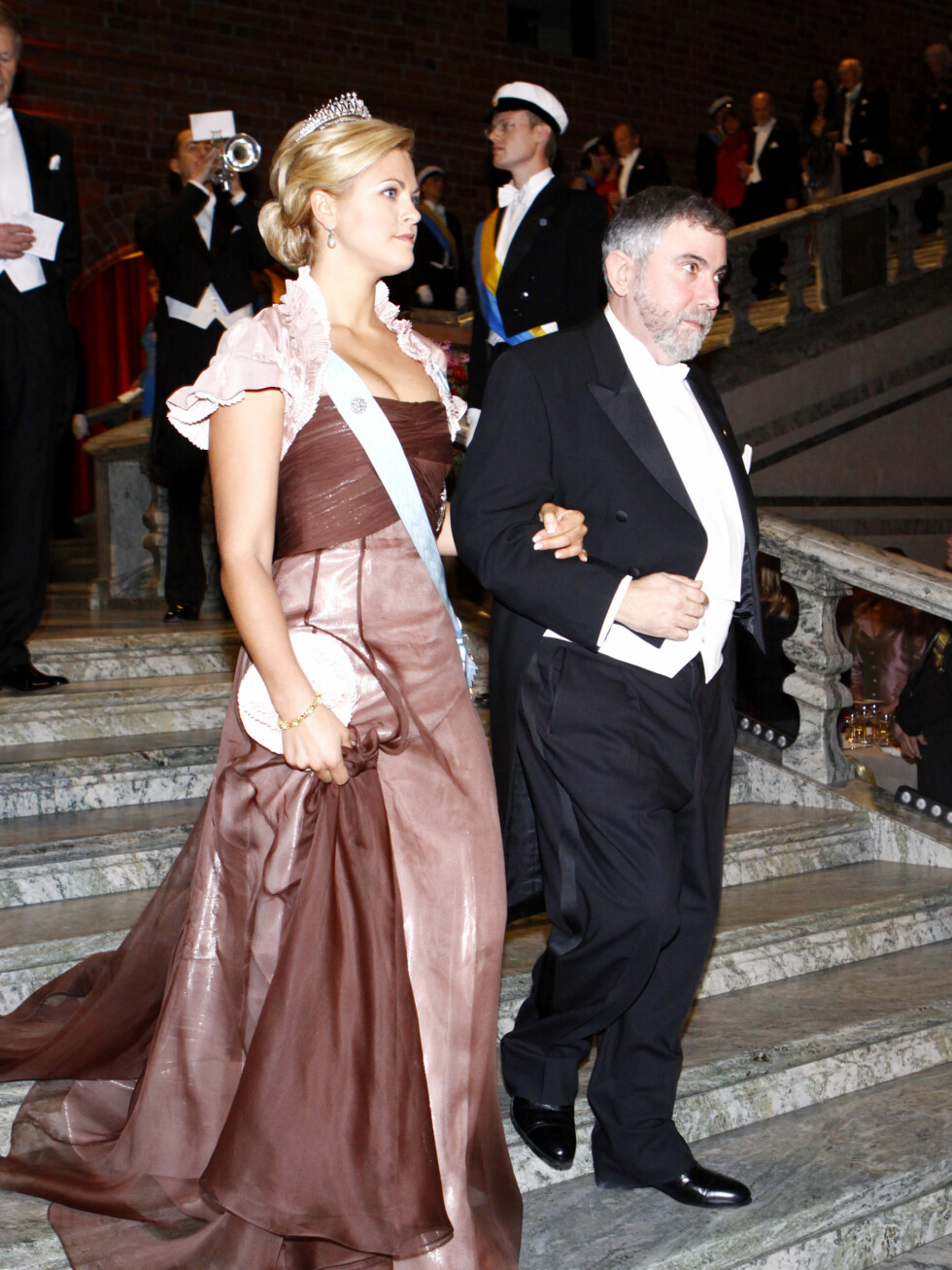 Nobel Prize Banquet 2008. Foto: All Over Press