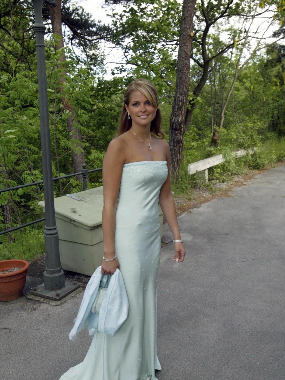 I bryllup i 2004.  Foto: All Over Press