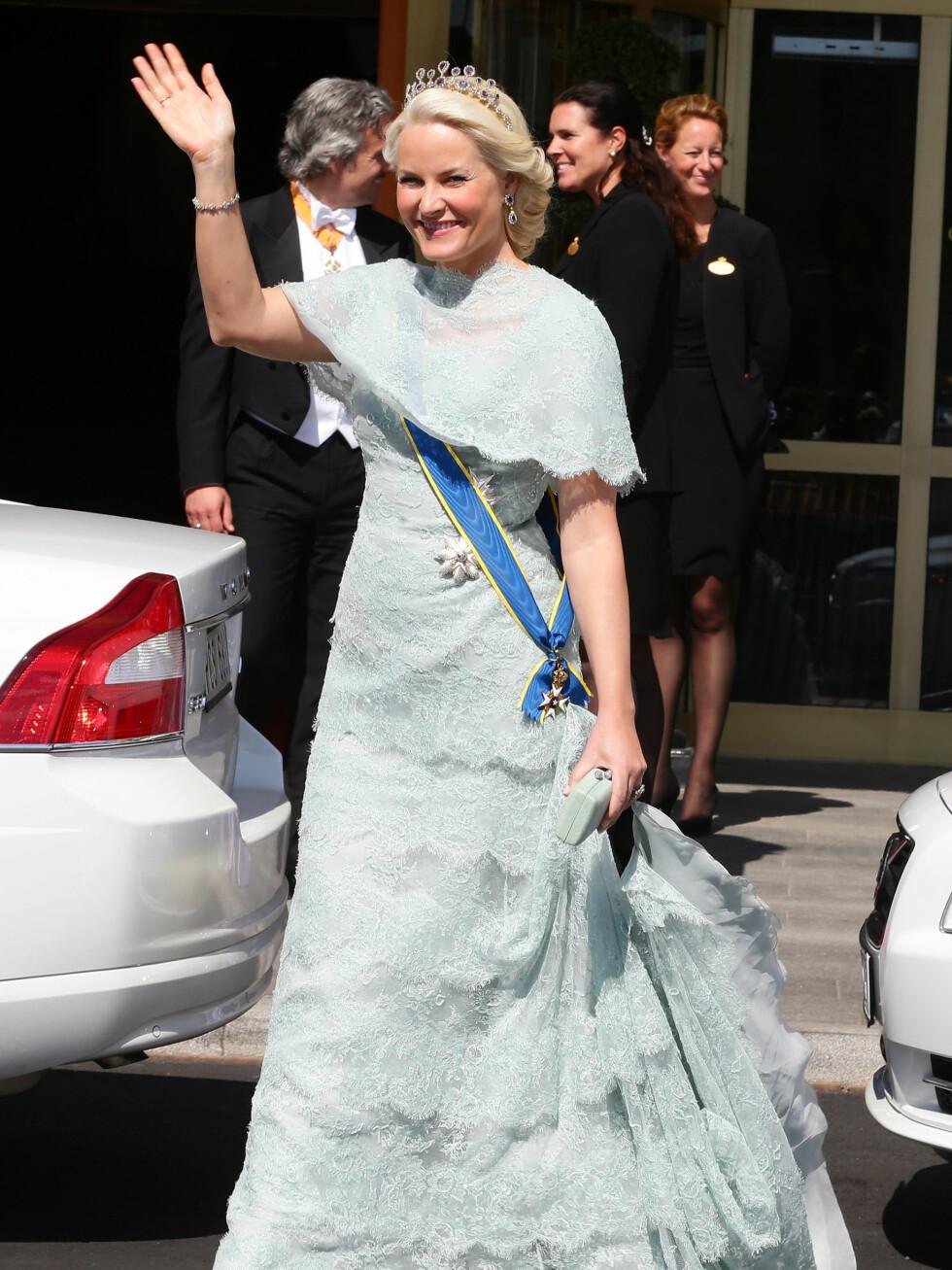 Kronprinsesse Mette-Marit. Foto: All Over Press