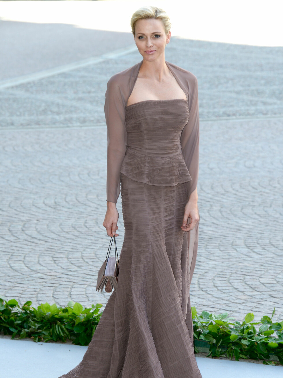 Prinsesse Charlene av Monaco. Foto: All Over Press