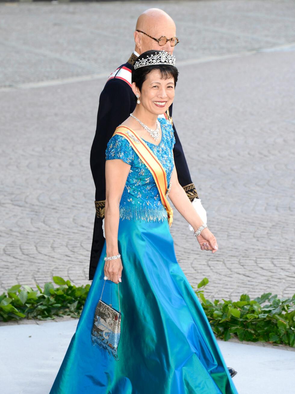 Prinsesse Takamado av Japan. Foto: All Over Press