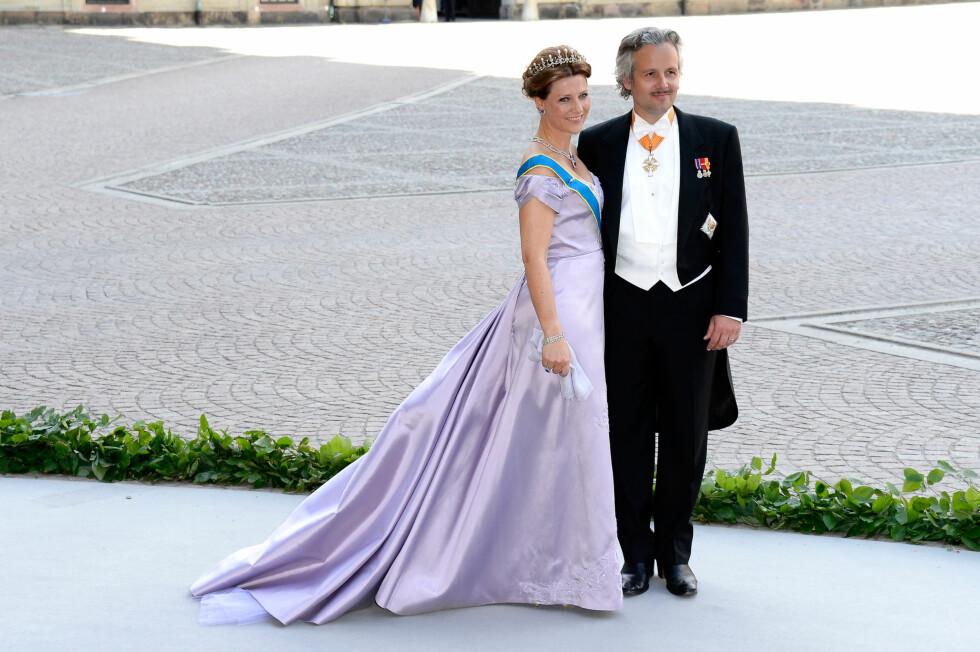 Prinsesse Martha Louise og Ari Behn. Foto: All Over Press