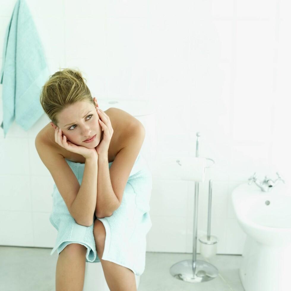 DRIKK JEVNLIG: Tørsten er nemlig en dårlig indikator på om du er godt nok hydrert.  Foto: Getty Images