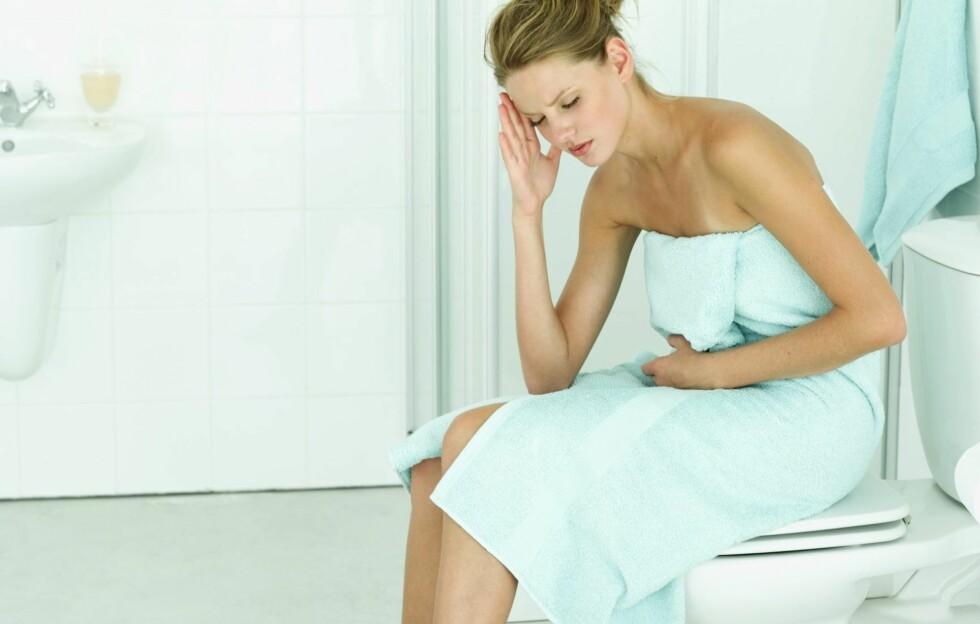 DEHYDRERT? Symptomer på at du ikke har drukket nok vann kan være slapphet, svimmelhet og kvalme.  Foto: Getty Images
