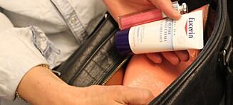 Vesken din er proppfull av bakterier