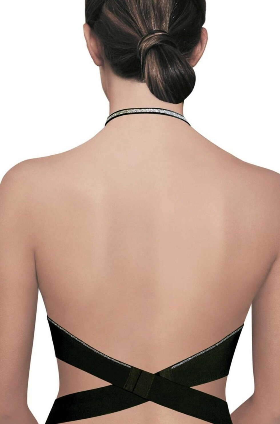 Bh som passer perfekt under plagg med åpen rygg (kr 400, underverker.no). Foto: Produsenten