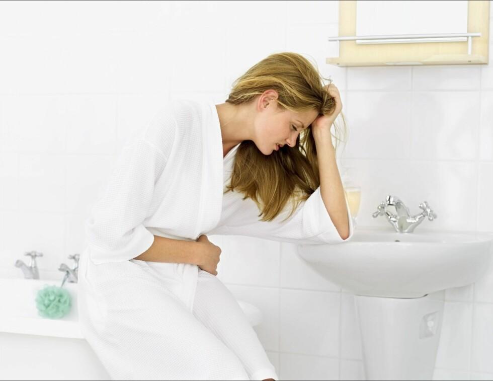 """KVINNER ER """"VERST"""": Forskerne hevder at kvinner er like ille som menn når det kommer til klaging over sykdom.  Foto: Thinkstock"""