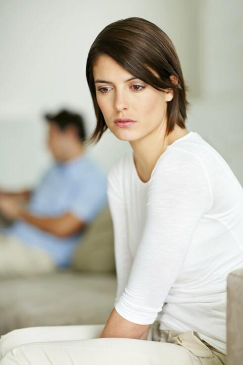 <strong>HELT NORMALT:</strong> Ifølge Peder Kjøs er det helt normalt å være usikker på legningen sin i blant - også om du er i et parforhold.  Foto: Thinkstock