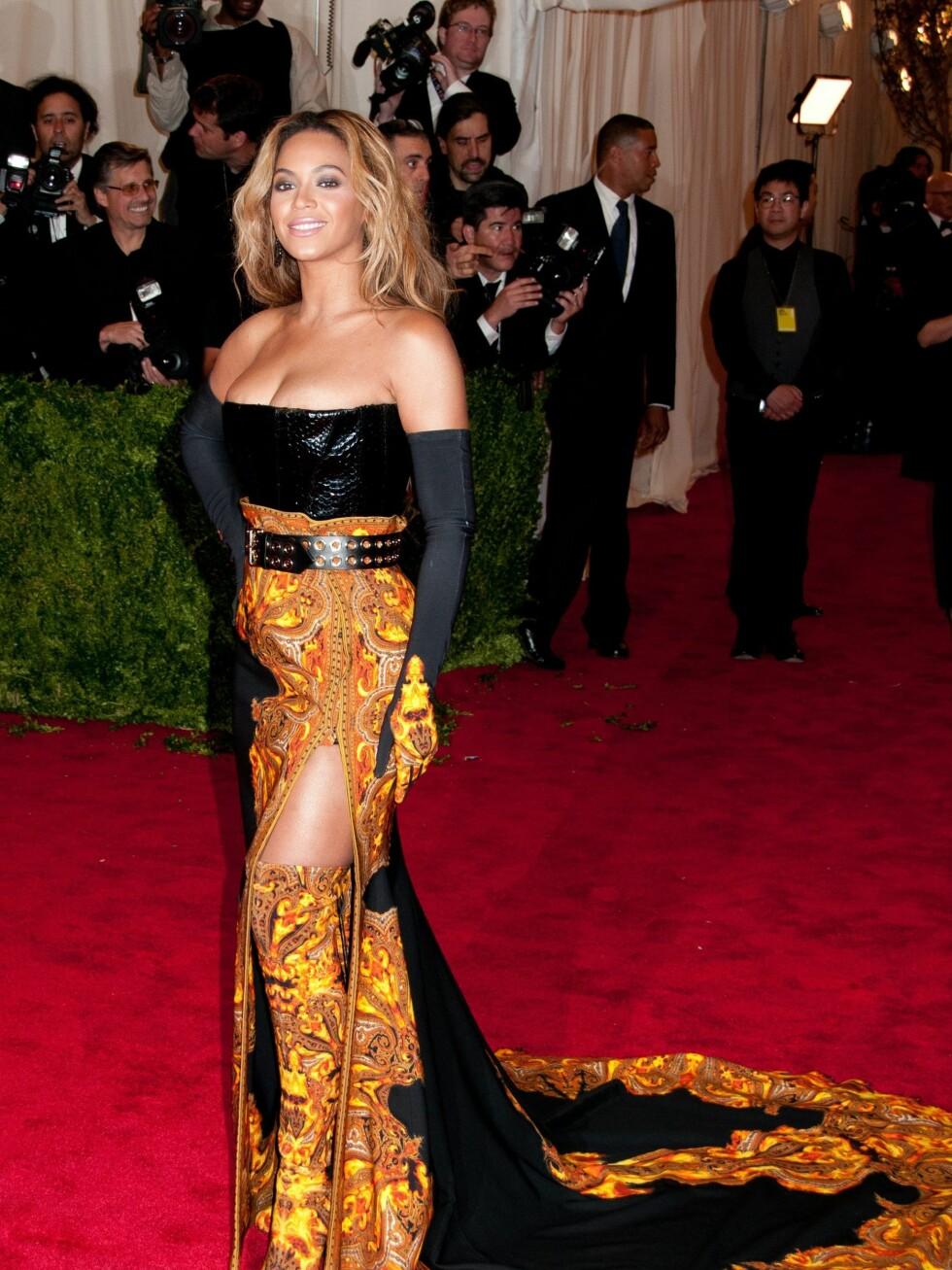 Beyoncé Foto: All Over Press