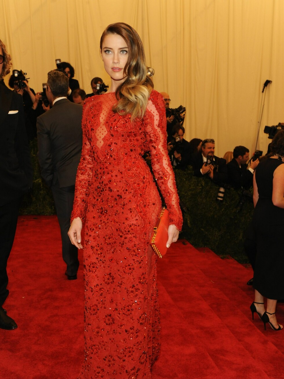 Amber Heard  Foto: All Over Press