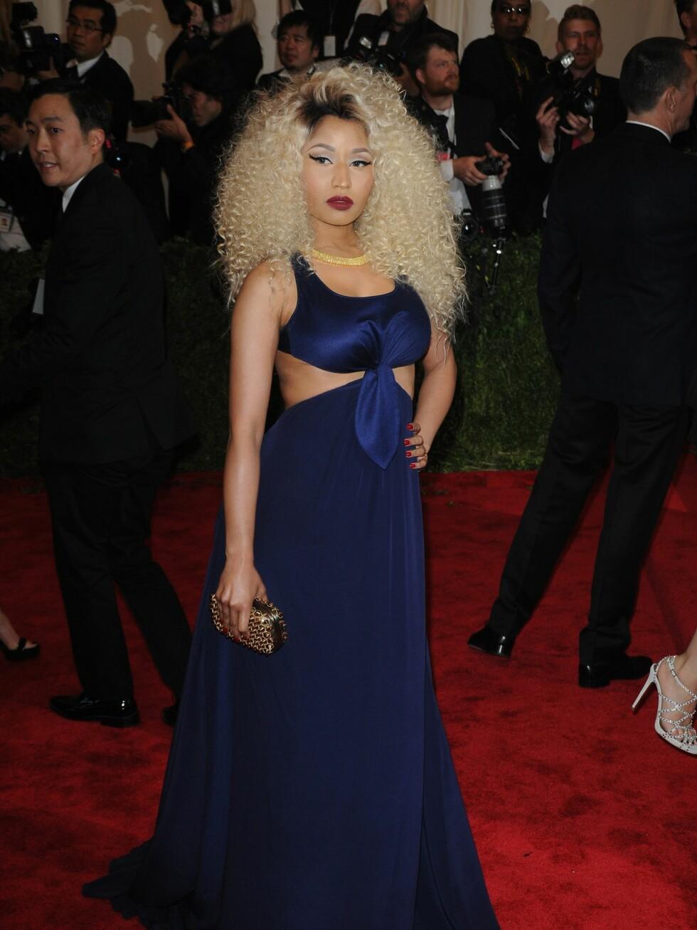 Nicki Minaj Foto: All Over Press