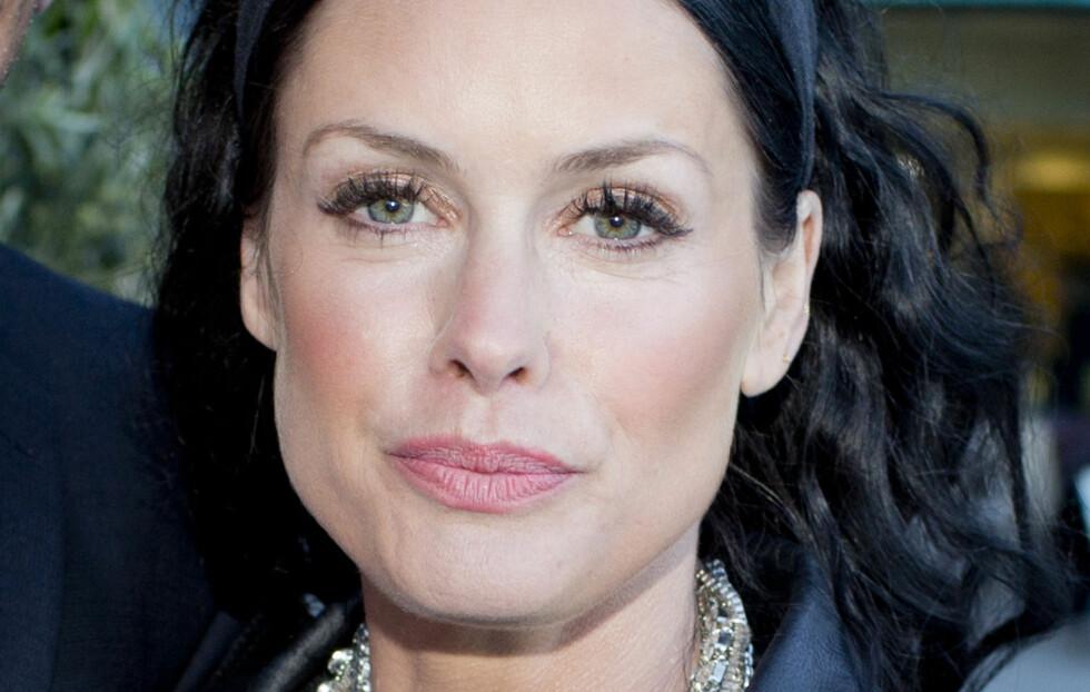 HAR SATT PÅ VIPPER: Lene Nystrøm avslører overfor KK.no at hun har fått satt på vippeextensions - og at det er helt fantastisk! Foto: Sara Johannessen