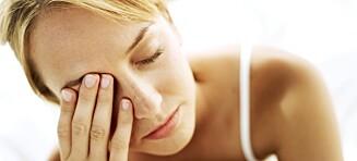 Nattesvetting og dårlig søvn kan være tegn på overtrening