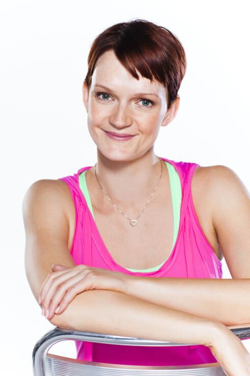 <strong>VET HVA HUN SNAKKER OM:</strong> Treningsekspert Helle Bornstein har nettopp blitt mamma for andre gang. Foto: Astrid Waller/KK