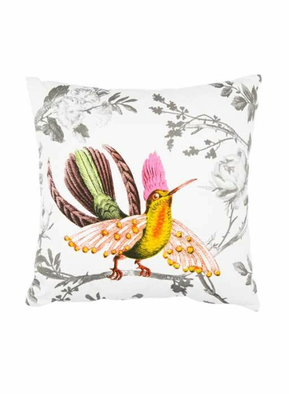 Pute med kolibri (kr 180, indiska.no).  Foto: Produsenten