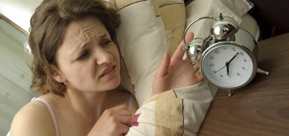 DROPP SLUMRINGEN: Det er mye bedre å sove ordentlig så lenge du kan, og så bare stå opp.  Foto: Thinkstock