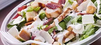 Spise salat? Ikke less på med dette