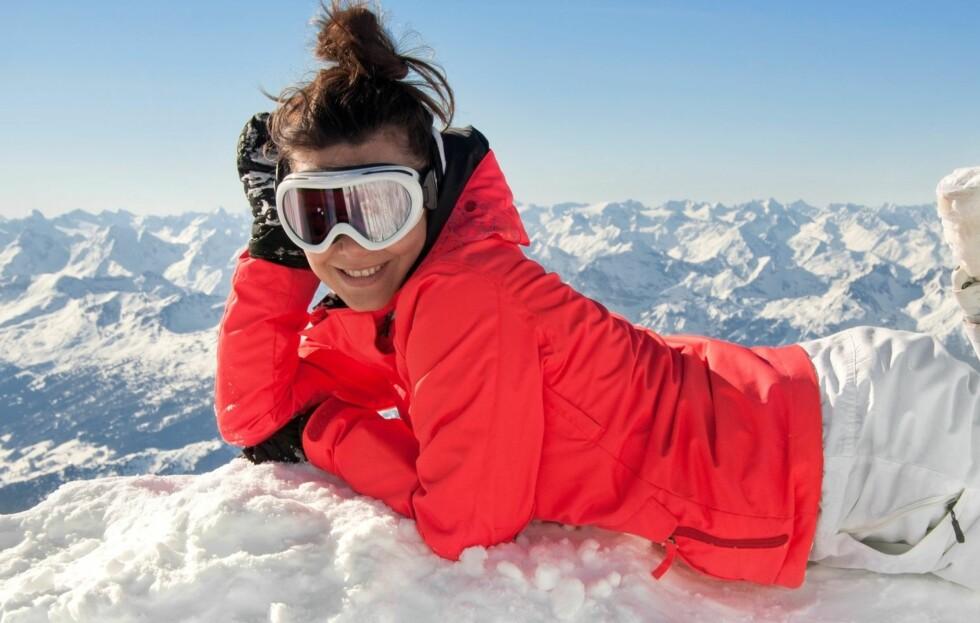 FØRST SKI SÅ FEST?: Det kan være lurt å være litt forsiktig med hva du drikker etter en lang dag på ski. Foto: PantherMedia