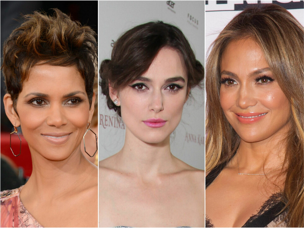 MEST ETTERSPURTE HAKER: Kvinner som vil ha hakeimplantat drømmer ofte om å ha haken til Halle Berry, Keira Knightley eller Jennifer Lopez.  Foto: All Over Press