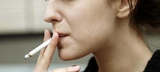 Derfor er røyking mer skadelig for kvinner