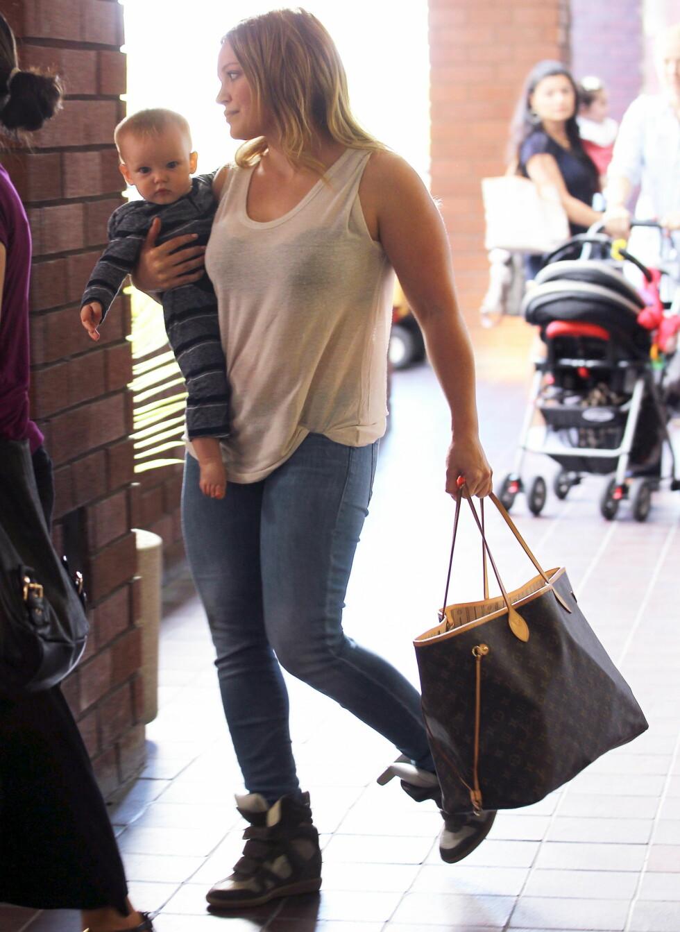 Hilary Duff Foto: All Over Press