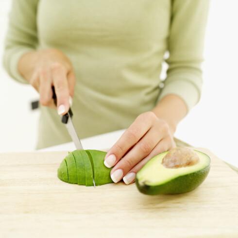 SMART INGREDIENS: Hold deg til én avokado om dagen - da får du i deg nok av stoffene du trenger, uten at det vil ha for stor innvirkning på vekta. Foto: Thinkstock.com