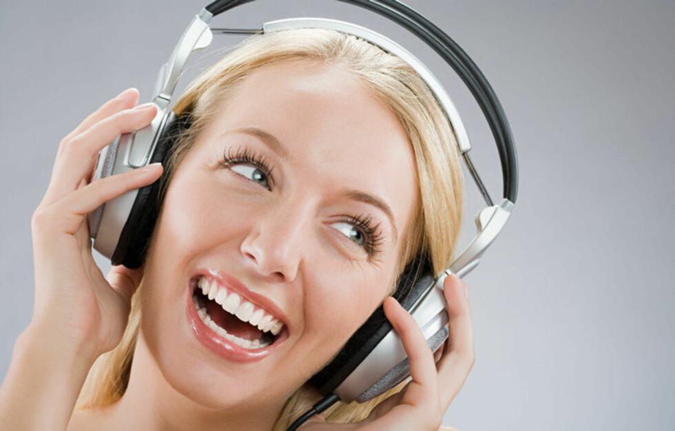 MUSIKK-NYHET: Nå kan du høre KKs spillelister på Spotify mens du leser kk.no og snart følge kk.no direkte på Spotify. Foto: Image Source