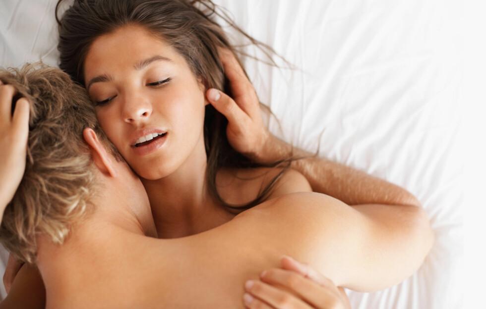 KJEKKAS I KØYA?: Da er sjansen større for at du får orgasme. Foto: Getty Images/iStockphoto