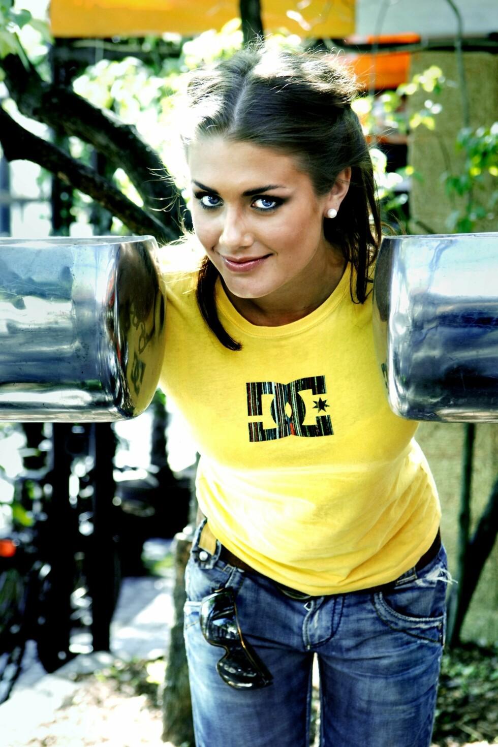 Her fra platelansering i 2007.   Foto: All Over Press/Steinar Buhol