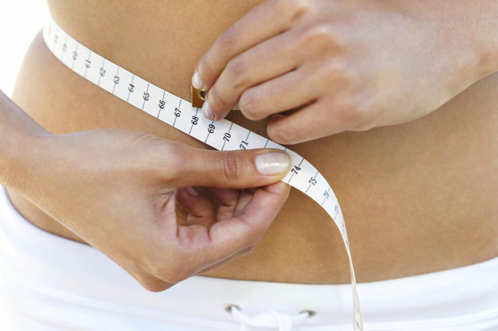 VIL DU NED I VEKT? Begrens det totale kaloriinntaket ditt. Du må ikke nødvendigvis kutte ut alkoholen! Foto: Thinkstock.com