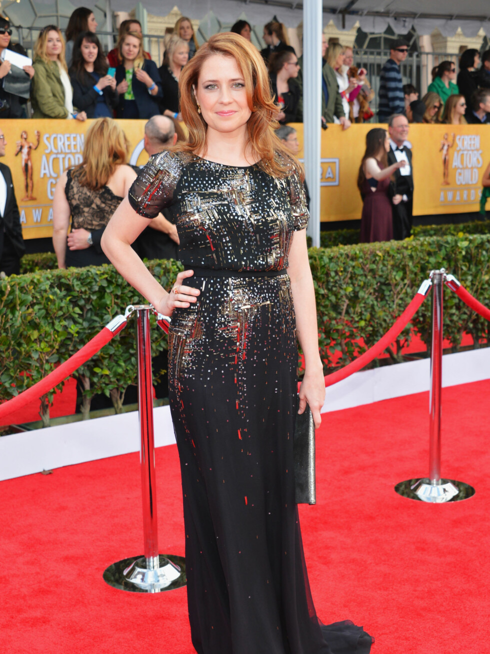 Jenna Fischer Foto: All Over Press