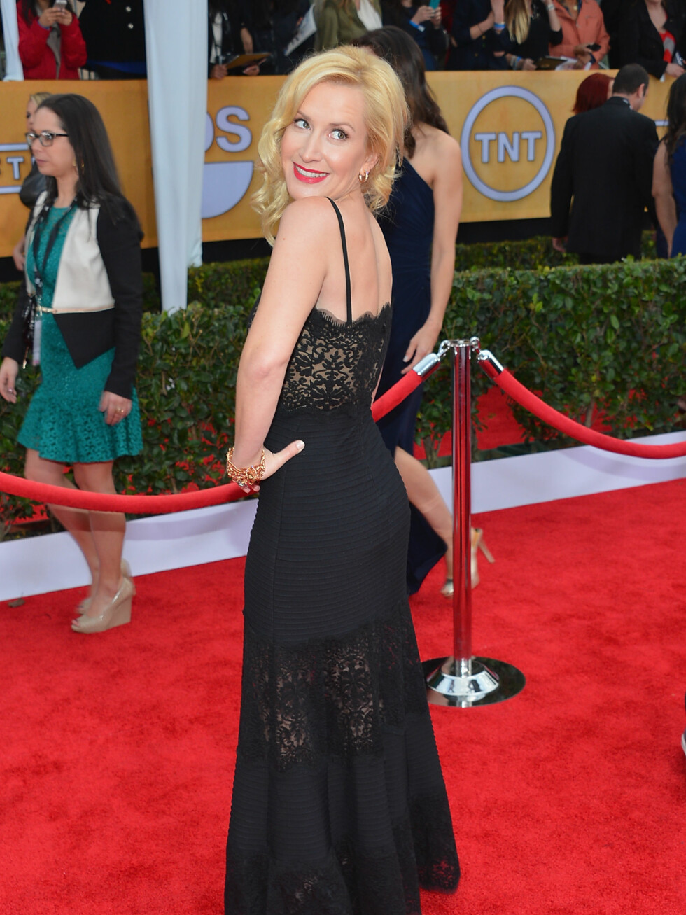 Angela Kinsey Foto: All Over Press