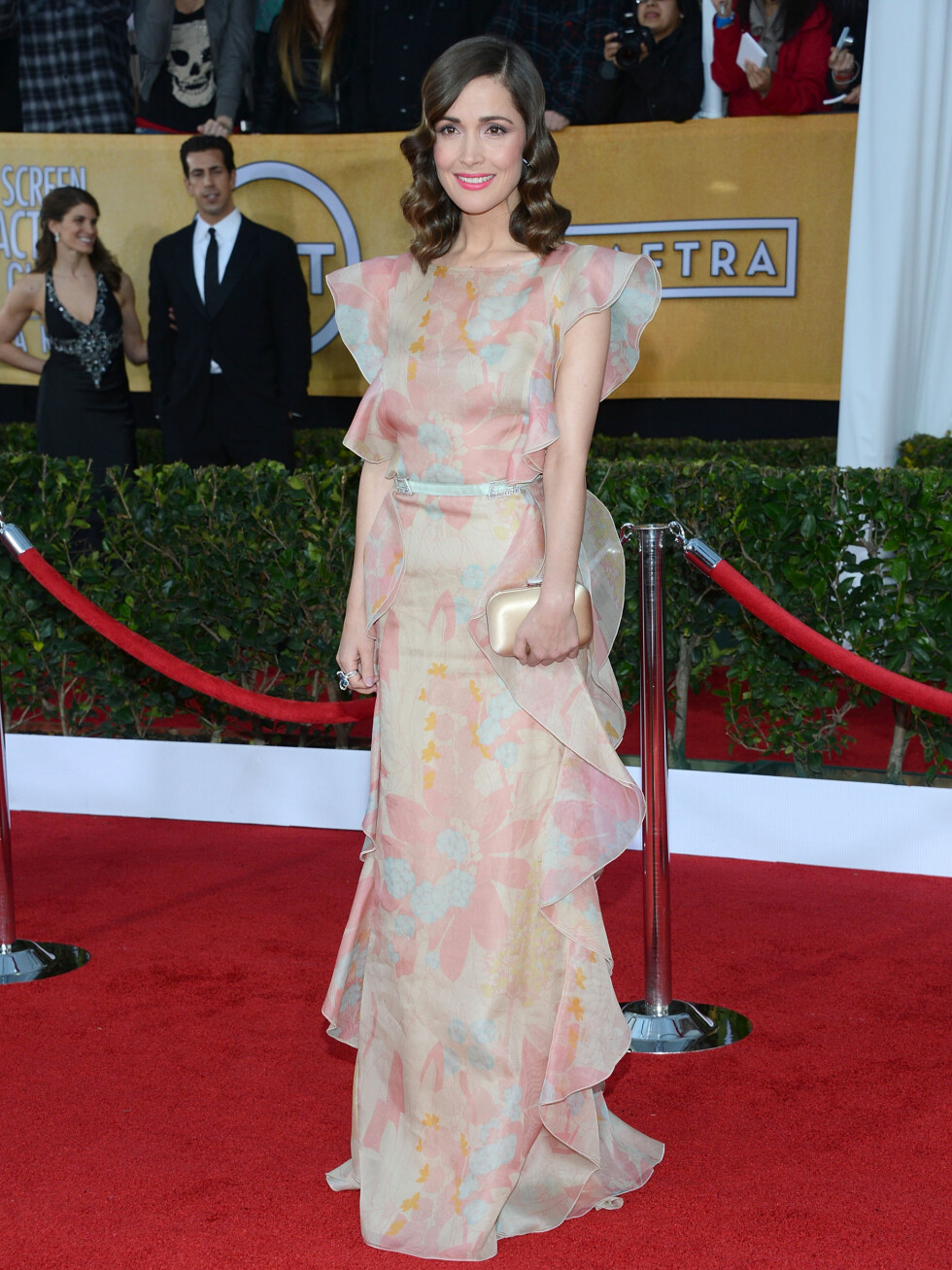 Rose Byrne Foto: All Over Press
