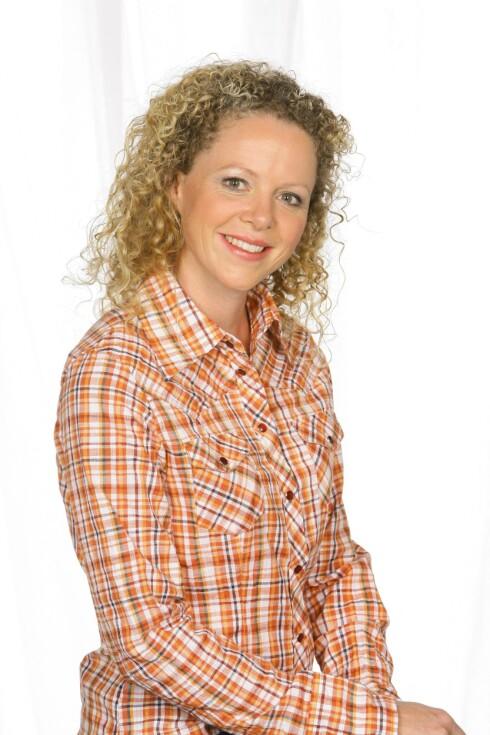 <strong>GODE RÅD:</strong> Jeanette Roedes beste tips er å spise sunnere, og trene i tillegg. Foto: Grete Roede AS