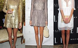 Alexa Chung er årets best kledde