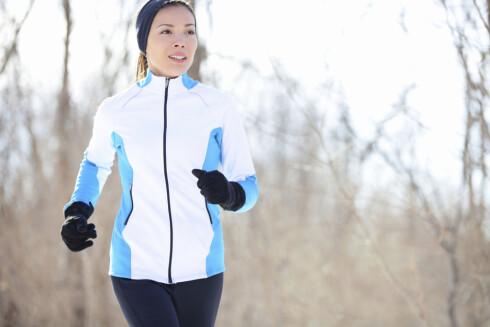 ROLIG ER BRA: Lange, rolige joggeturer er fint, hvis du også trener hardt innimellom. Foto: Thinkstock.com