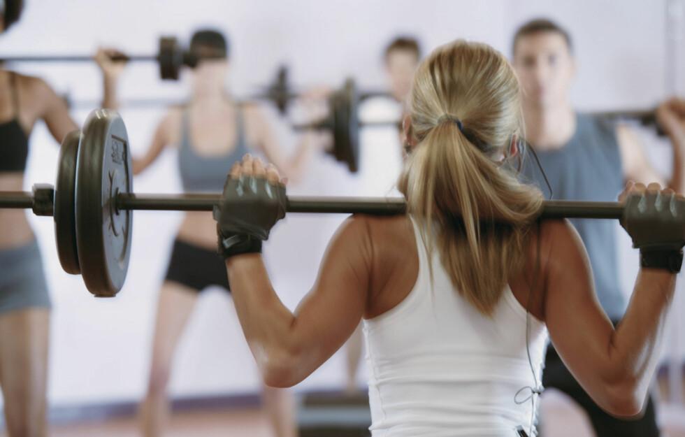 KJØR PÅ: Harde intervaller er topp! Men en ny studie viser at trening med lav intensitet er minst like viktig. Faktisk bør 20 prosent av treningen være hard, mens 80 prosent bør være lavintensiv. Foto: Getty Images/Comstock Images