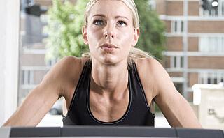 Slik kan du få tilbake motivasjonen på trening