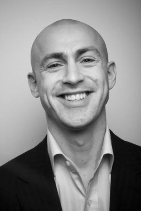 """MATTERAPEUT: Andy Puddicombe er opptatt av """"mindful eating"""". Foto: Headspace"""