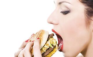 Er mat alt du tenker på?