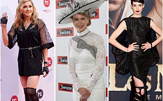 De verst kledde kjendisene i 2012