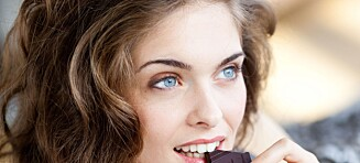 Sjokolade kan holde huden din ung