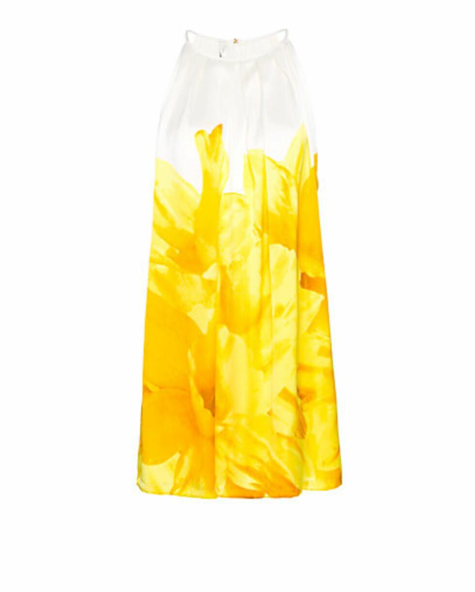 Ermeløs a-kjole (kr 229/Mango). Foto: Produsent