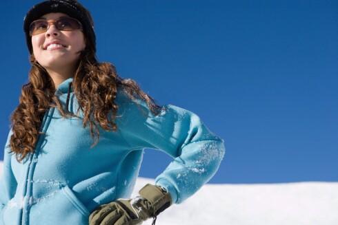 JA TIL SOL: Nå om vinteren er det ekstra viktig å være ute i sola når du har sjansen. Foto: All Over Press