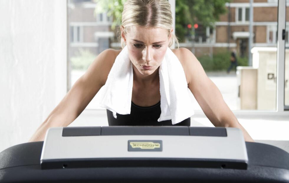 HJERTETRØBBEL: Forskning har vist at hard trening over mange år kan gi hjertetrøbbel. Foto: Colourbox.com