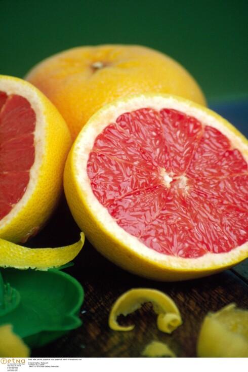 Frukten som gjør magen flat