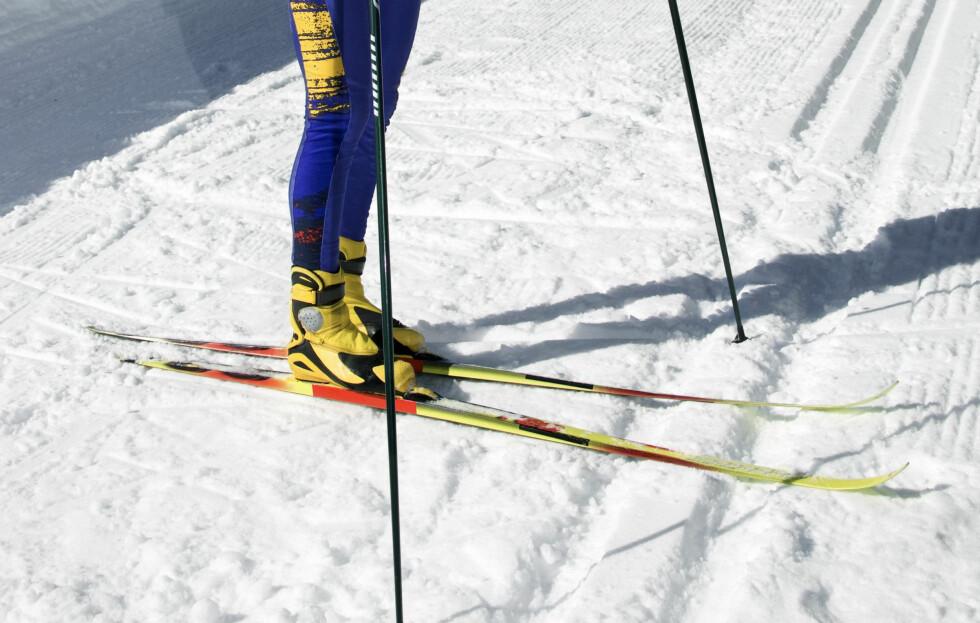 <strong>GJØR KLART FOR NESTE SESONG:</strong> Husk å rense (langrenn) og preppe (alpint) skiene før du setter de vekk for sommeren. Da holder de seg nemlig langt bedre og vil være supre til neste sesong også.