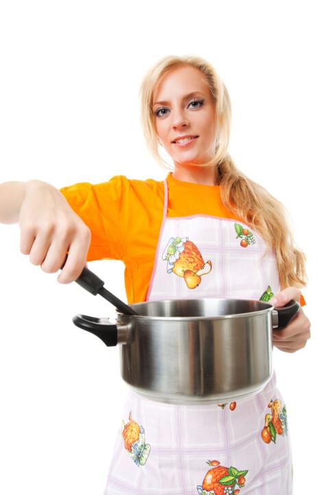 SMART KOKK: Det tar ikke SÅ mange minuttene ekstra å koke opp kaldt vann. Foto: Colourbox