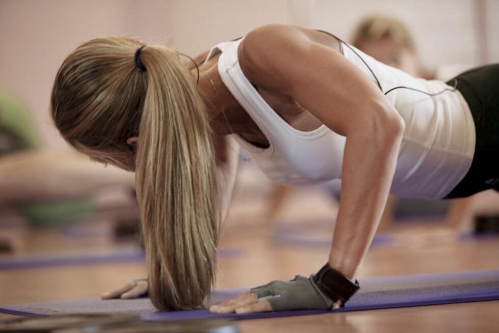 <strong>UNNGÅ SKADER:</strong> Ved å ha en sterk kjernemuskulatur vil du kunne unngå overbelastning, slitasje og skader.  Foto: Getty Images/Comstock Images