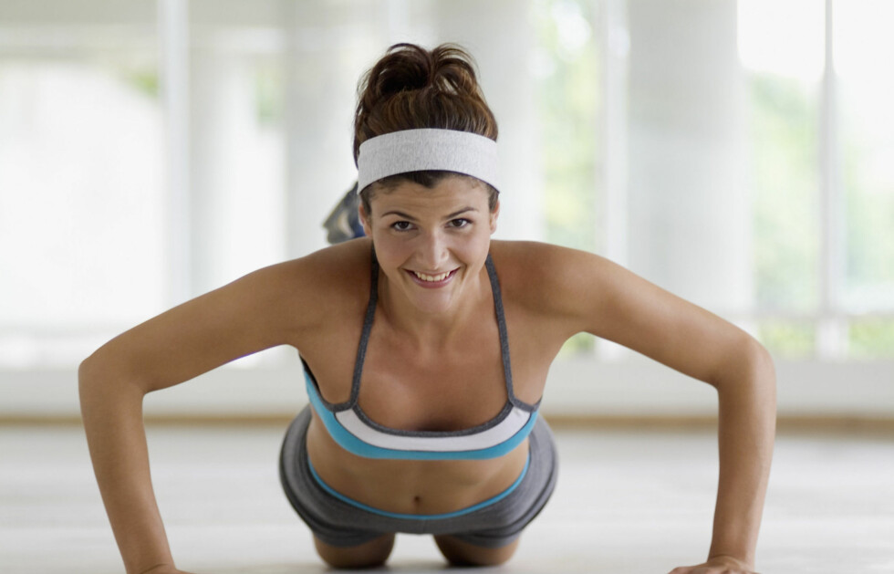 <strong>VIKTIG MED STERK KJERNE:</strong> Kjernemusklene (forside og bakside av overkropp)er viktig for stabilisering av kroppen, og derfor helt nødvendige både når det gjelder trening og hverdagslige gjørmål.  Foto: Getty Images